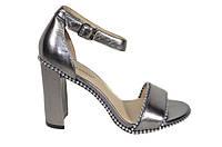 Модные босоножки на каблуке Dina Fabiani