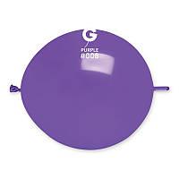 """Линколун tet-a-tet 13"""" ( 33 см)  пастель фиолетовый TM Gemar"""