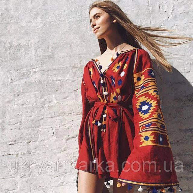 539b30c0567cdd Етно-стиль у літньому одязі. - Статті - UA Modna