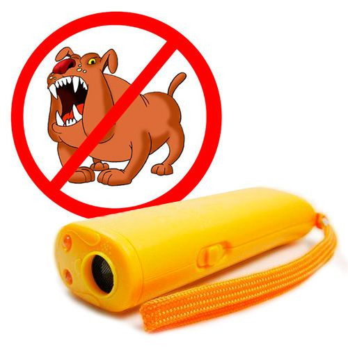 Купить Ультразвуковой отпугиватель собак SUPER ULTRASONIC