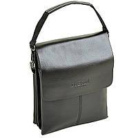Мужская сумка-планшет Dr.Bond черная, фото 1