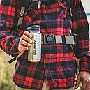 Термокружка с крышкой Stanley Mountain Switchback Matte (0.47л), стальная, фото 6