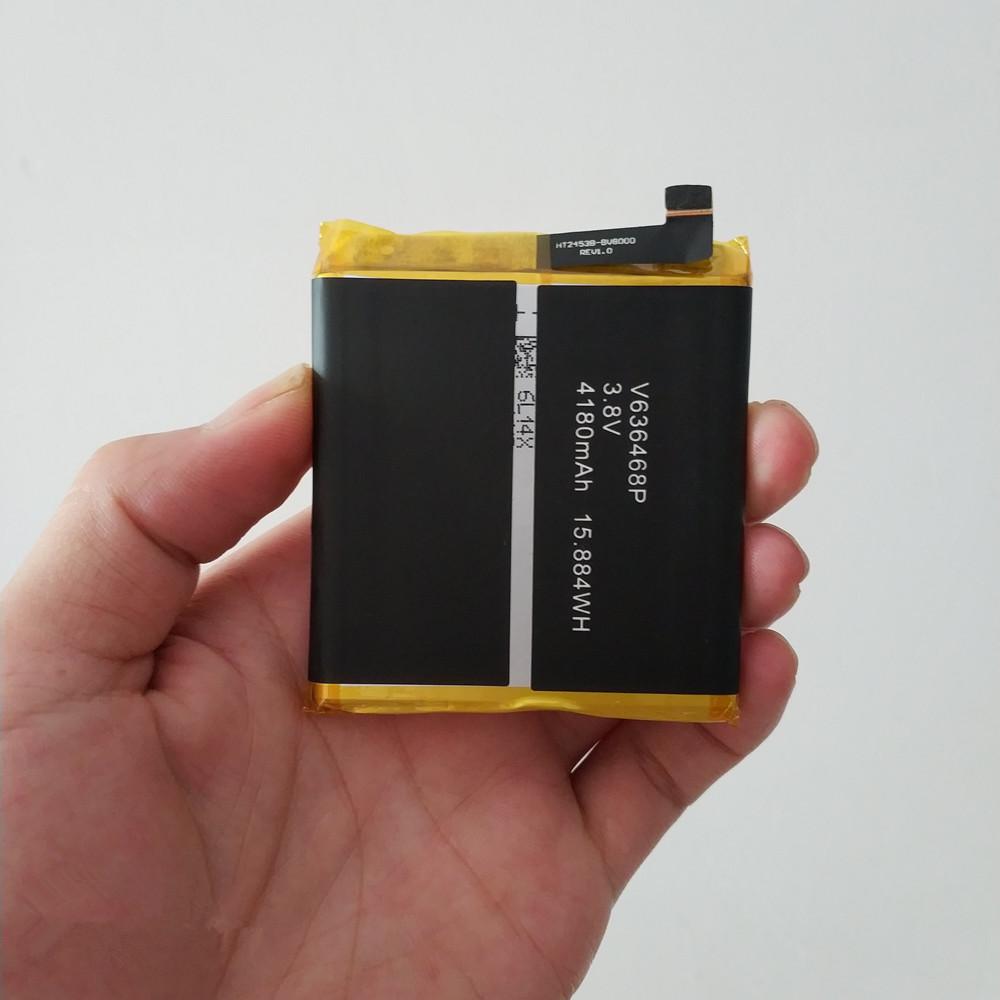 Аккумулятор Батарея Blaсkview BV8000 Pro