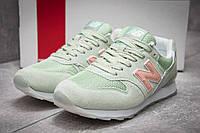 Кроссовки женские в стиле New Balance 996, зеленые (12525),  [  38 39 40 41  ], фото 1