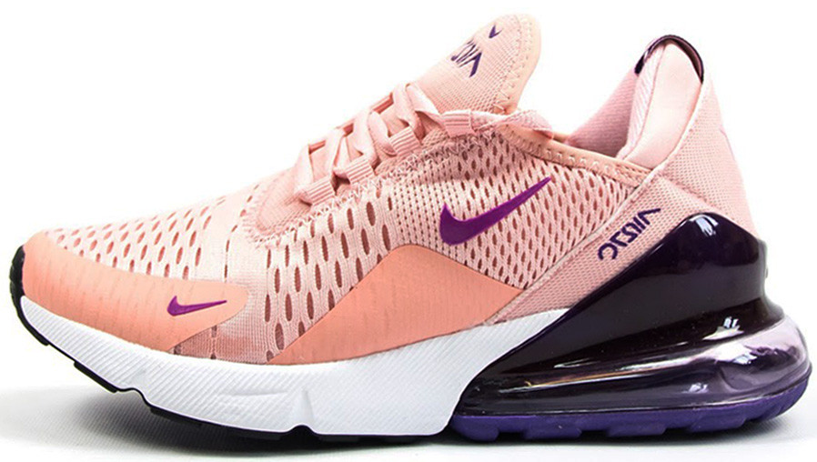 b02e9f83 Женские кроссовки Nike Air Max 270 (Найк Аир Макс) розовые - JSJ — Одежда