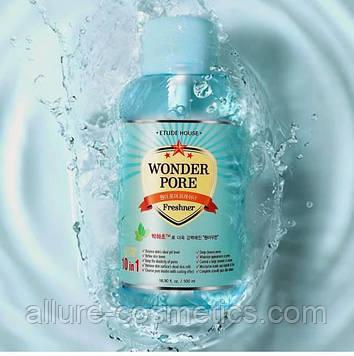Тоник для очищения пор Etude House Wonder Pore Freshner toner