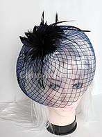 Вуалетки, шляпки с вуалью, обручи