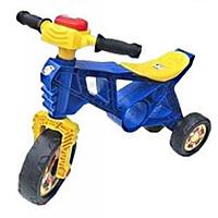Велобег синий