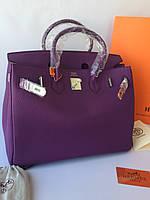 Изумительная женская сумка Гермес Биркин 35 см  (реплика), фото 1