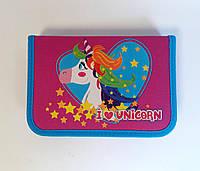 Пенал Одинарный Unicorn 531787 1 вересня Англия