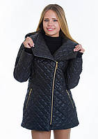 Куртка женская №14 (чёрный)