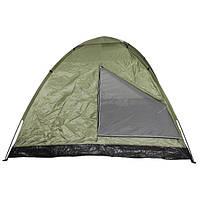 """[Спец.ЦЕНА] Палатка трёхместная тёмно-зелёная MFH """"Monodom"""" 32103B"""