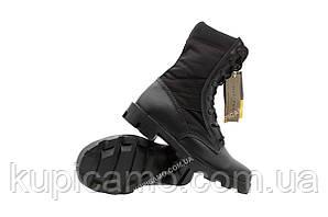 """Берцы треккинговые """"Mil-tec"""" Германия Us black Cordura """"Jangle"""" boots"""
