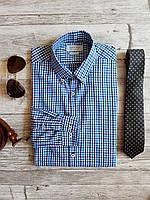 Мужская рубашка Zara Man, Оригинал (S)