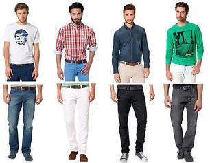 Одяг чоловічий