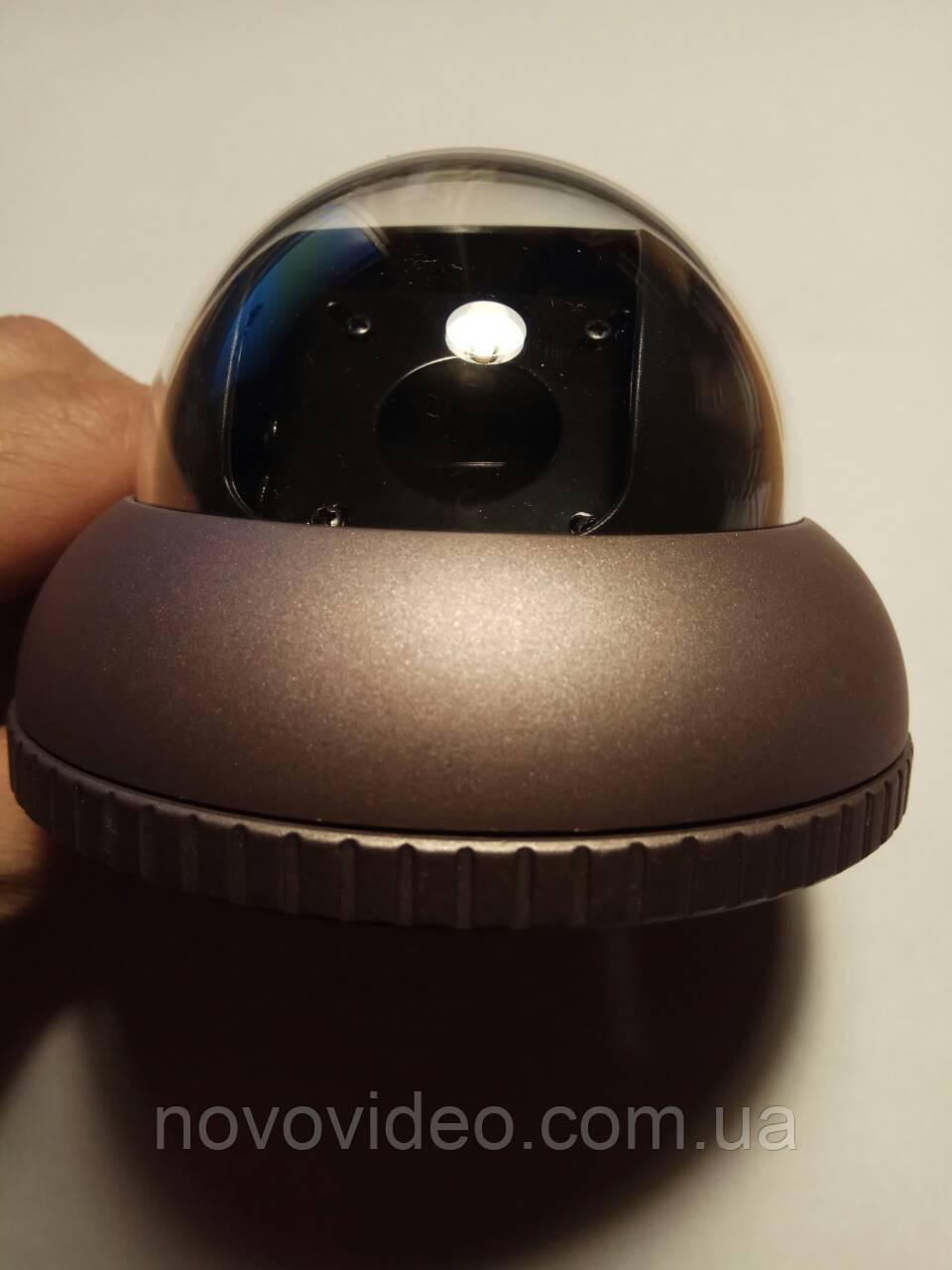 Корпус купольный для камеры наблюдения антивандальный