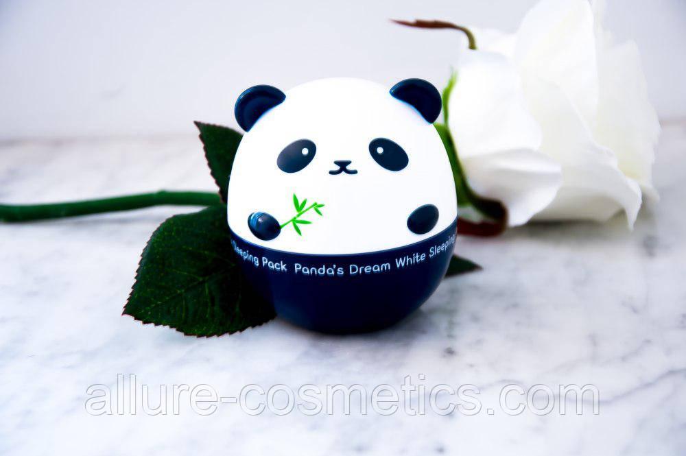 Ночная отбеливающая маска Tony Moly Panda's Dream White Sleeping Pack