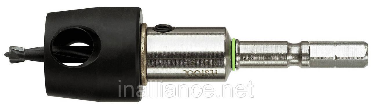 Сверло с ограничителем глубины BTA HW D 5 CE Festool 492522