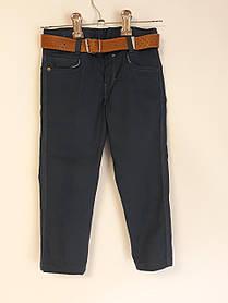 Штани для хлопчиків Синій Бавовна Туреччина 104 см, 3 роки