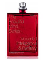 Туалетная вода Escentric Molecules The Beautiful Mind Series Intelligence & Fantasy TESTER, 100 мл