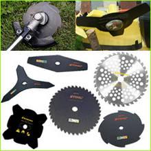 Насадки ножи диски для мотокос тримеров