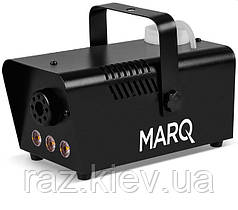 Компактная дым машина с LED подсветкой MARQ FOG 400 LED (BLACK)