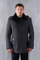 Модное мужское пальто с капюшоном, разные цвета