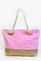 Пляжная сумка Гавана розовая