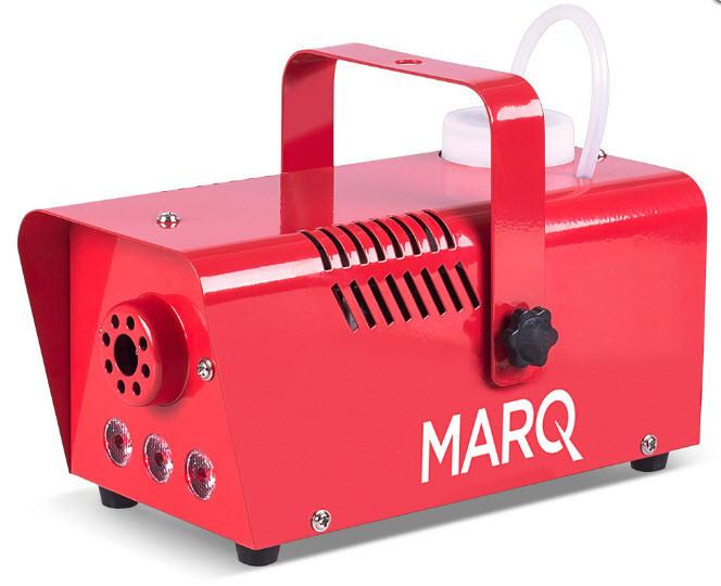 Компактная дым машина с LED подсветкой MARQ FOG 400 LED (RED)