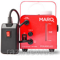 Компактная дым машина с LED подсветкой MARQ FOG 400 LED (RED), фото 2