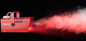 Компактная дым машина с LED подсветкой MARQ FOG 400 LED (RED), фото 3