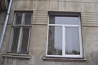 Віконні провітрювачі