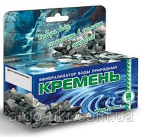 Минерализатор воды природный КРЕМЕНЬ Арго купить в Украине (минерализация, очистка воды, для питья, умывания)