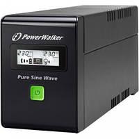Источник бесперебойного питания PowerWalker VI 800 SW/IEC (10120062)