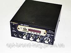 Усилитель звука UKC SN-805U USB+SD+FM+Karaoke, фото 3