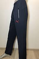 Мужские спортивные штаны Puma из микрофибры летние копия