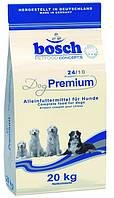 Корм Bosch БОШ Dog Premium  ДОГ ПРЕМИУМ для взрослых собак со средним уровнем активности 20 кг