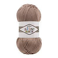 Пряжа для ручного вязания Alize Bahar (Ализе бахар) 05 беж