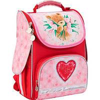 Рюкзак каркасный Kite Popcorn Bear PO17-501S-2 школьный