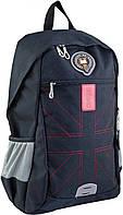 Рюкзак подростковый OX 316, черный, 46.5*30.5*15.5, фото 1