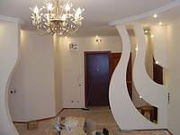Финишная шпаклевка потолков. Киевская область