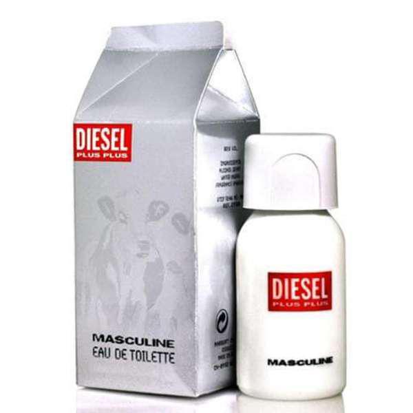 Мужские - Diesel Plus Plus Masculine (edt 75ml)
