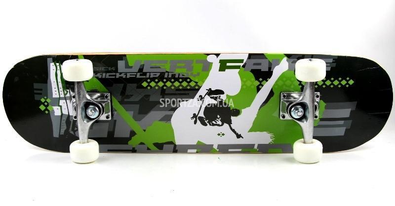 Самая дешевая цена в Украине на СкейтБорд деревянный , Скейт Оригинал Клен  Green Man Style , купить по самой низкой цене в Киеве, Одессе, 6f1ac3bbfb2