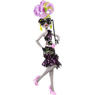 Монстер Хай Моаника Д´Кей Добро пожаловать Танец испуга Monster High Monster Moanica