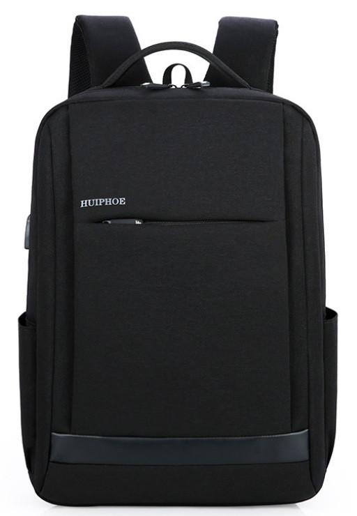 Рюкзак городской HF для ноутбука черный