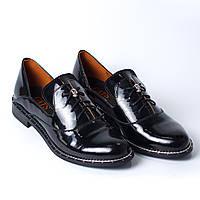 Туфли черные лаковые 2, фото 1