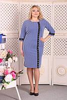 Платье Selta 716 размеры 50, 52, 54, 56
