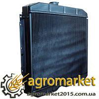 Радиатор ГАЗ 3307-1301010-70 (3-х рядный) латунь