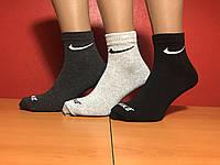 Носки мужские спортивные демисезонные Nike размер 41-45 ассорти