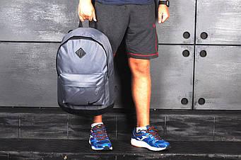 Спортивный рюкзак Nike серого цвета  (люкс копия)